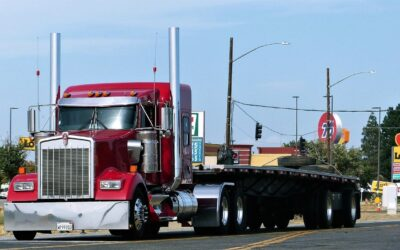 New Tax on Trucks to Fund Road Repairs